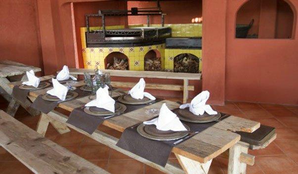 Ресторан «Форт Дель Виррей»