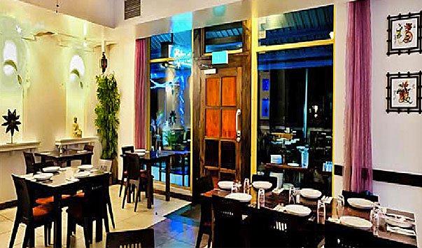 Ресторан Indigo