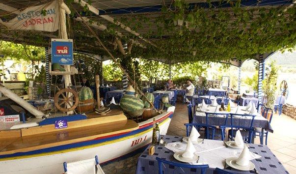 Ресторан Jadran Kod Krsta