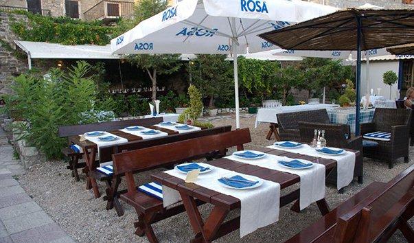 Ресторан Konoba Stari Grad