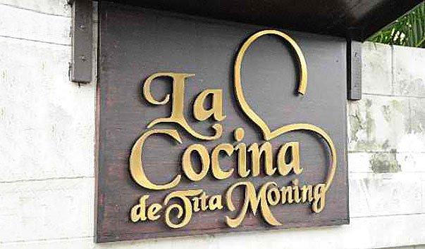 Ресторан La Cocina de Tita Moning