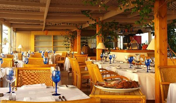 Ресторан Le Barberousse