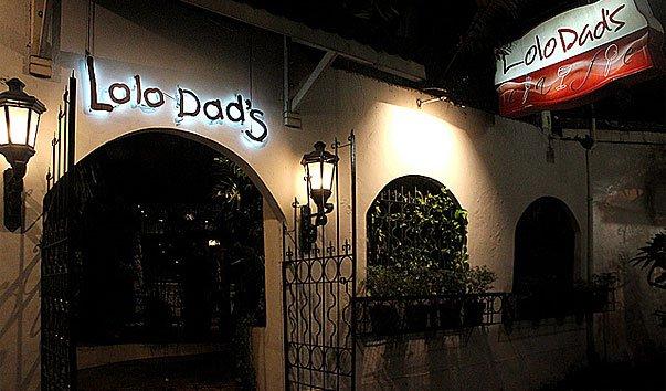 Ресторан Lolo Dad's