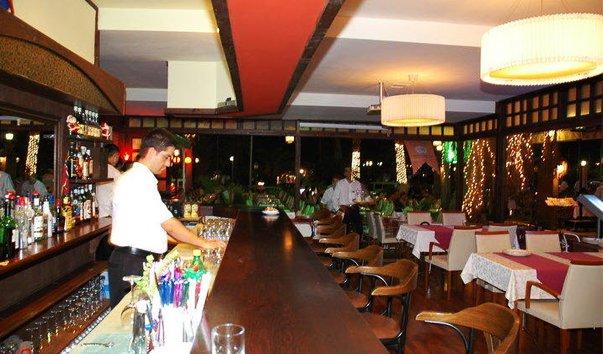 Ресторан Mahperi