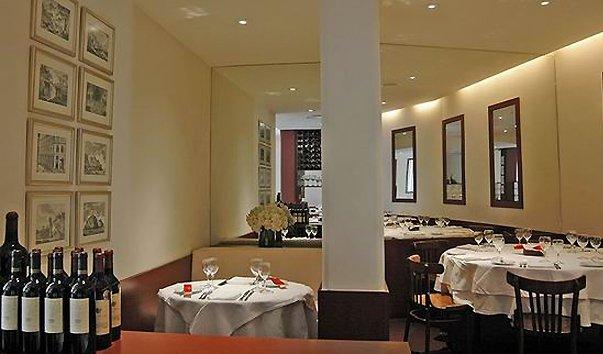 Ресторан Mezzaluna