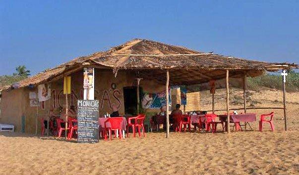 Ресторан Monicos Beach Shack