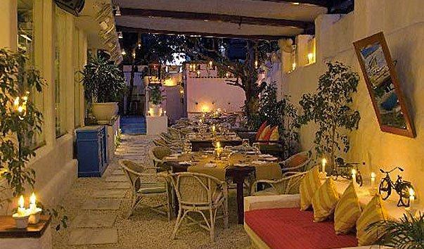 Ресторан Olive Bar & Kitchen