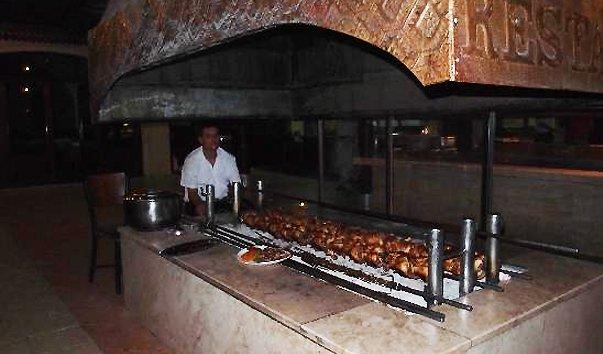 Ресторан Parlak