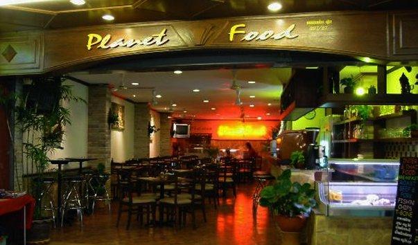 Ресторан Planet Food 2