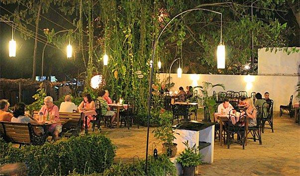 Ресторан Tuscany Gardens