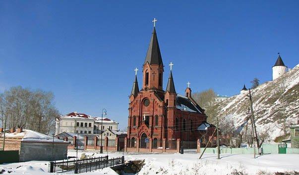 Римско-католический костел Пресвятой Троицы