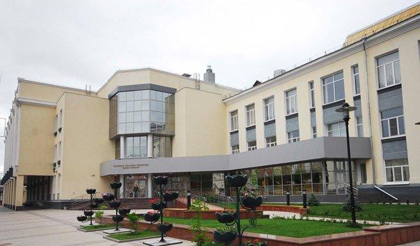 Рязанская областная библиотека имени Горького