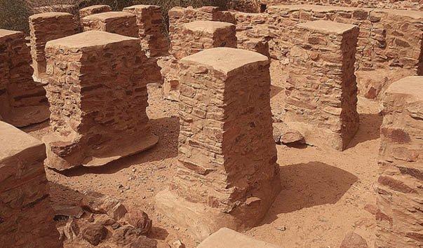 Руины Аудагоста