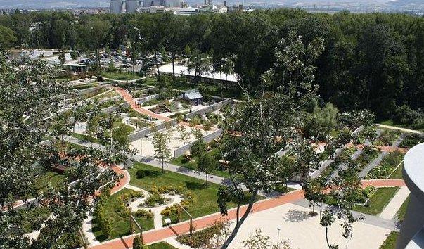 Садовая выставка в Тулльне