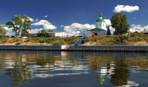 Село Сокольское Нижегородской области