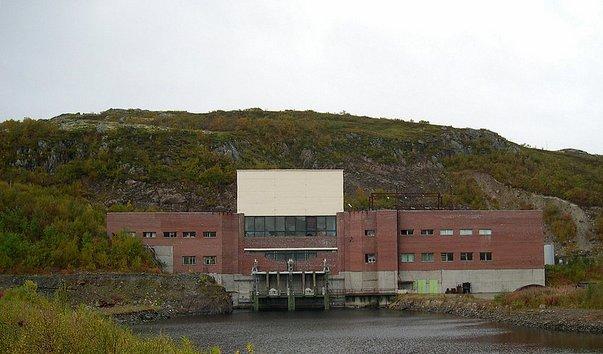 Серебрянская ГЭС-1