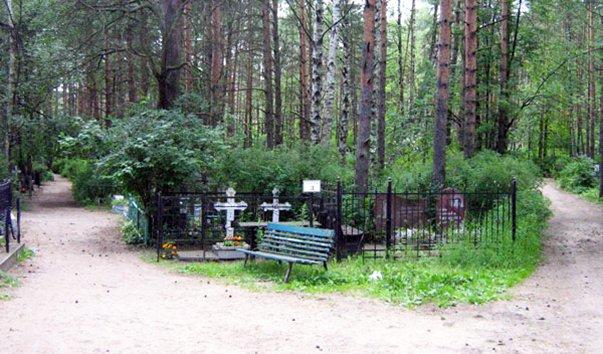 Сестрорецкое кладбище
