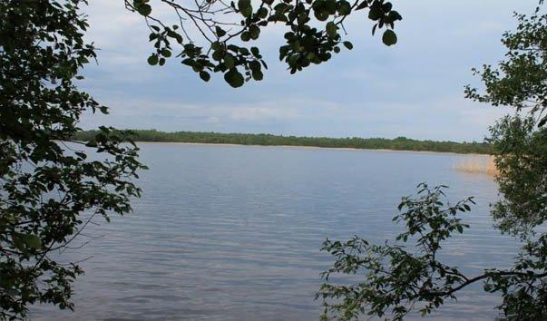 Шевино  озеро