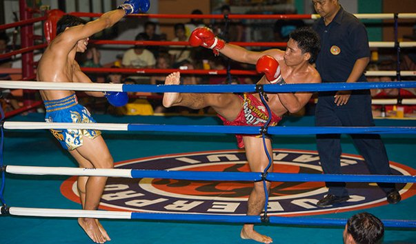 Школа тайского бокса Kobra Muay Thai