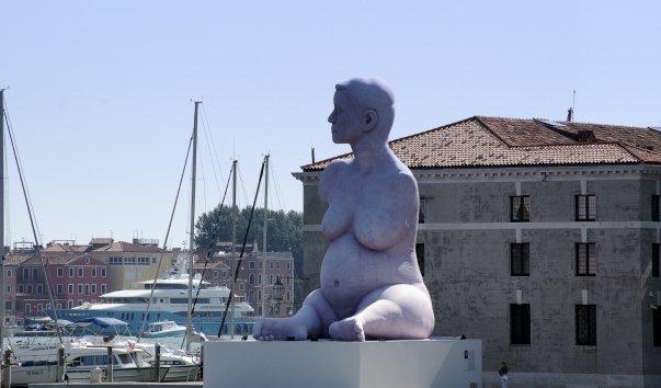 Скульптура «Дыхание»