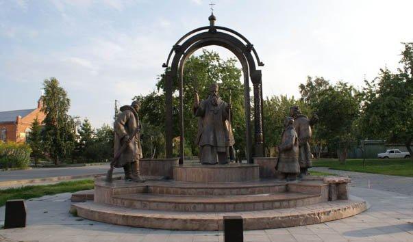 Сквер Святителя Филофея Лещинского