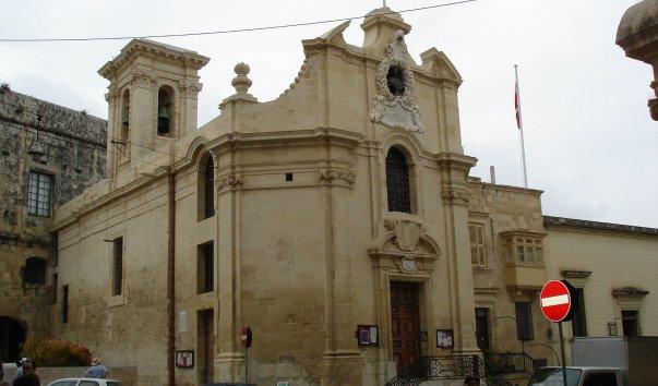 Собор Богоматери Победоносной на Мальте