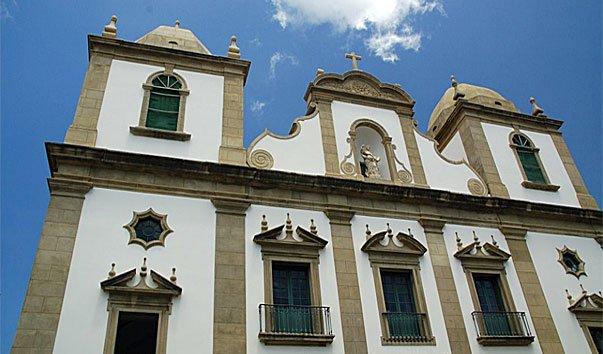 Собор Мадре Деус в Ресифе