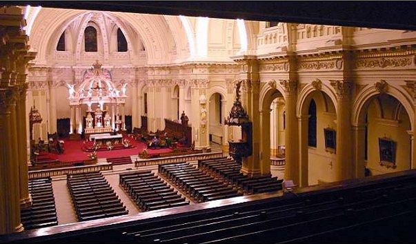 Собор Святого Франциска Ксаверия