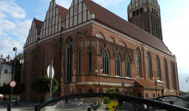 Собор Святого Николая в Эльблонге