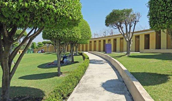 Спа-центр Agua Hedionda