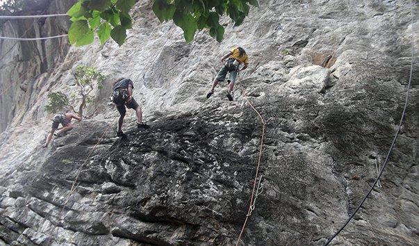 Спортивный лагерь Spidermonkey Climbing
