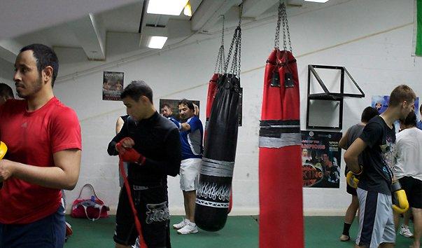 Спортивный центр Cobra Muay Thai Abu Dhabi