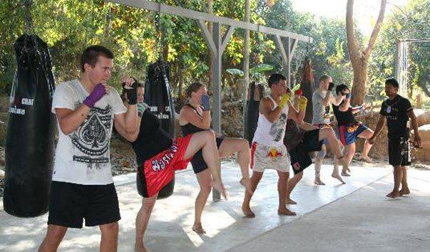 Спортивный зал Charn Chai Muay Thai
