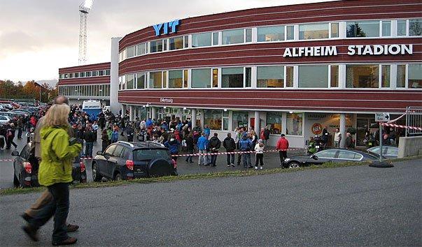 Стадион «Алфхейм»