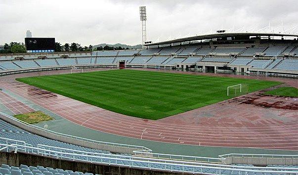 Стадион Чхонан