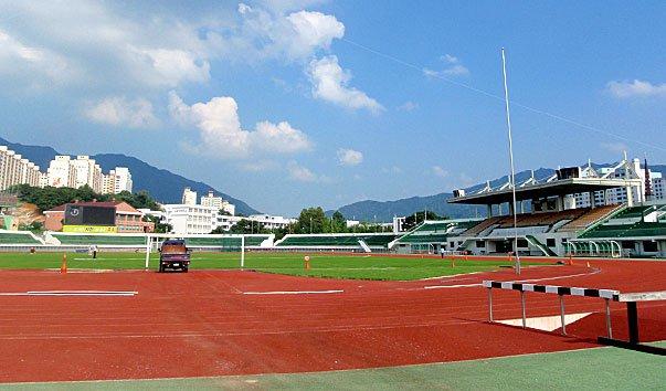 Стадион Чхунджу