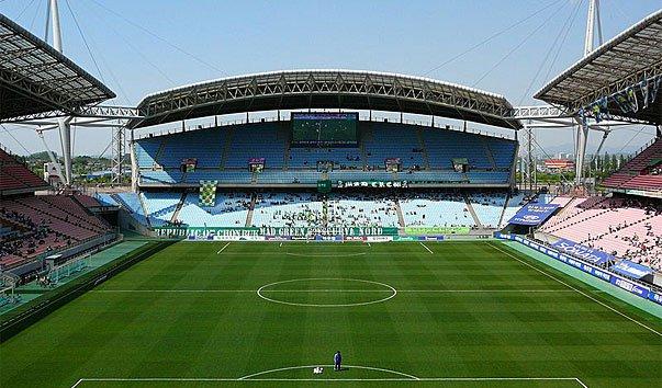 Стадион Чонджу
