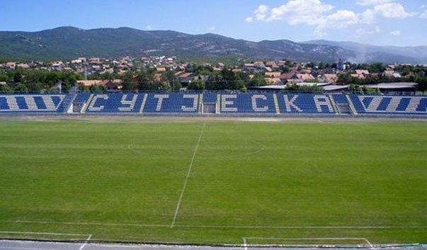 Стадион «Градски Никшич»