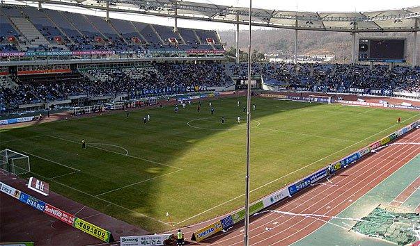 Стадион Инчхон Мунхак