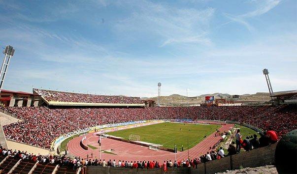 Стадион Ядегар-э Эмам