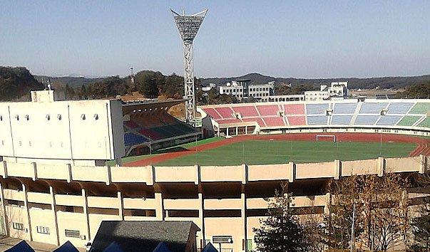 Стадион Каннын