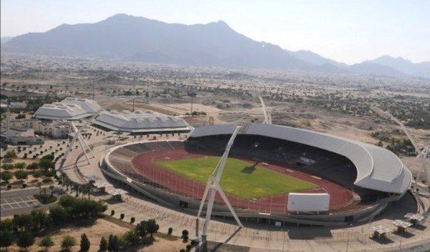 Стадион короля Абдель Азиза