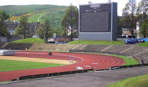 Стадион Meadowbank