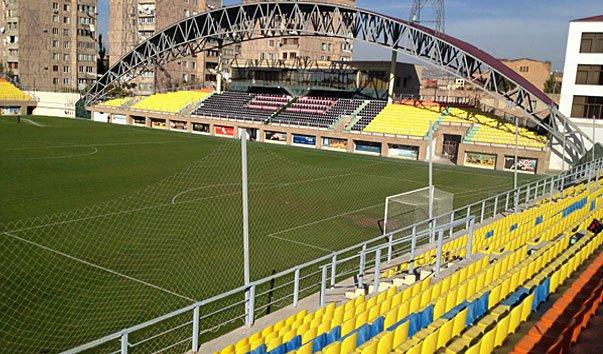 Стадион «Мика»