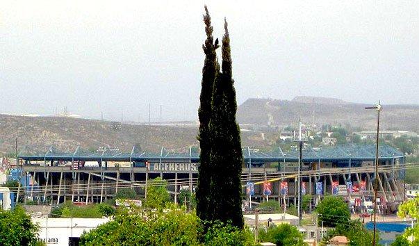 Стадион Monclova