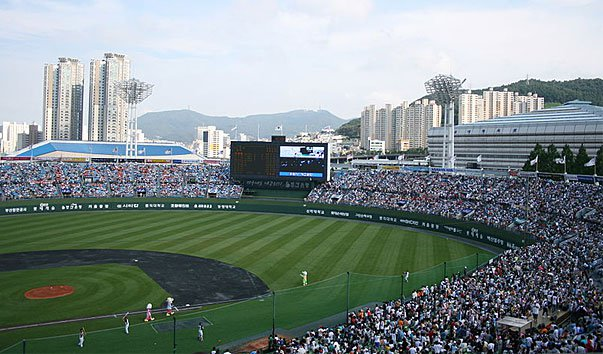 Стадион Пусан