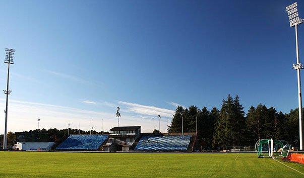 Стадион «Санднес Идреттспарк»