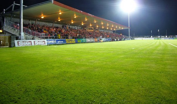 Стадион Showgrounds