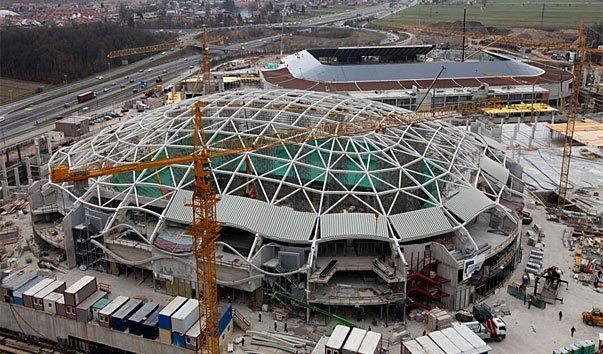 Стадион «Спортны парк»