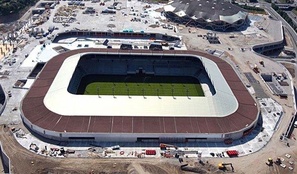 Стадион «Стожице»